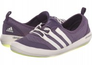adidas Outdoor CLIMACOOL® Boat Sleek Ash Purple/Chalk White/Frozen Yellow